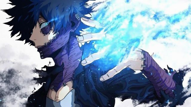 Dabi todoroki My Hero Academia - dimension manga
