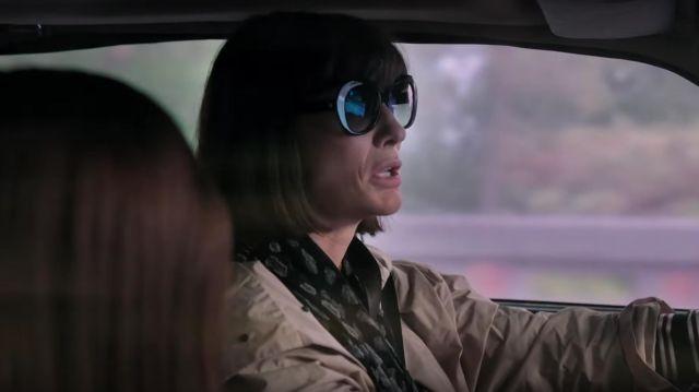 Les lunettes de soleil oversize de Bernadette Fox (Cate Blanchett) dans Where'd You Go, Bernadette