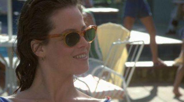 Les lunettes de soleil de Jill Bryant (Sigourney Weaver) dans L'année de tous les dangers
