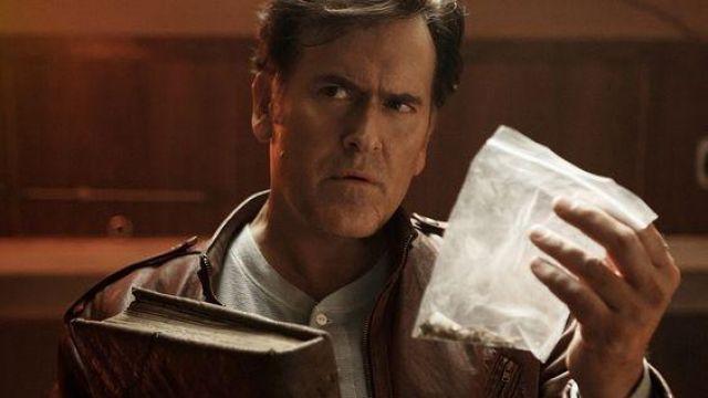An American satire arrangement named 'Cinder versus Evil Dead' began in 2015 and proceeded with two seasons.