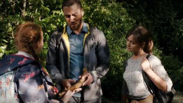 Topshop Espace Colorant Cavalier porté par Clara (Jenna Coleman) dans Doctor Who (S08E10)
