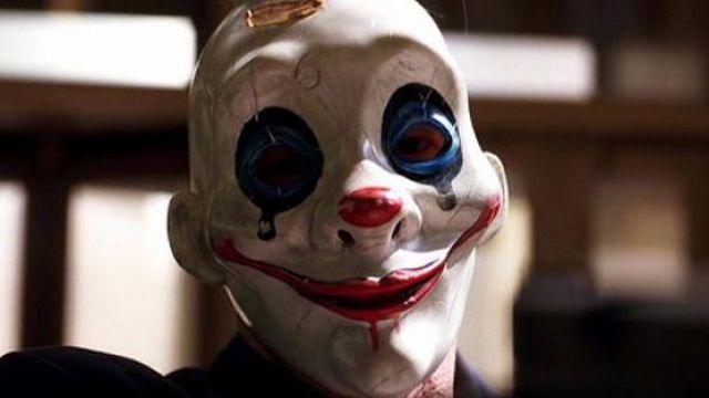 Prop Chuckles Clown mask 1:1 The Dark Knight TDK Mask