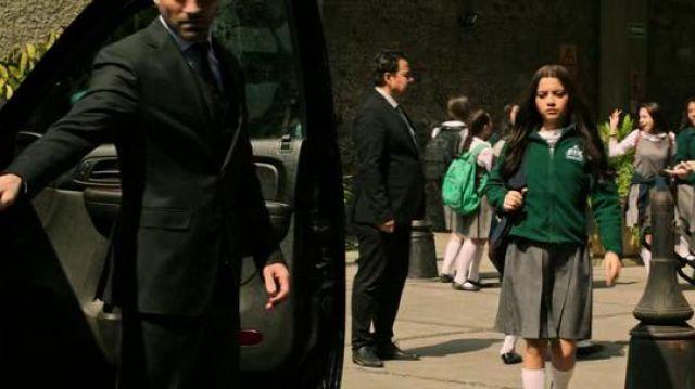 Original School Uniform worn by Isabel Reyes (Isabela Moner) in Sicario: Day of the Soldado