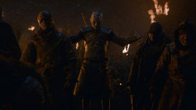 Costume Cosplay worn by Night King (Vladimír Furdík) in Game of Thrones (S08E03)
