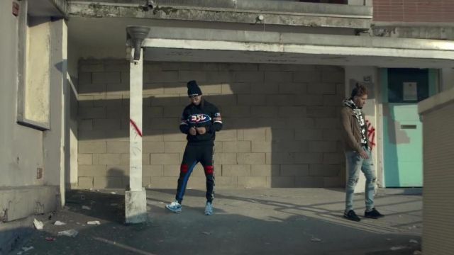 2018 shoes thoughts on cheap for discount Les sneakers Nike portées par Ademo dans le clip Deux Frères ...