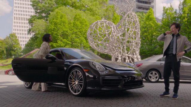 Porsche 911 used by Ali Davis (Taraji P. Henson) in What Men Want