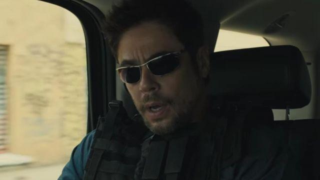 Sunglasses Izod Alejandro (Benicio Del Toro in Sicario
