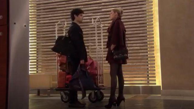 Sigerson Morrison Baladi Plate-forme Bottines portées par Serena van der Woodsen (Blake Lively) dans Gossip Girl Saison 6 Épisode 9