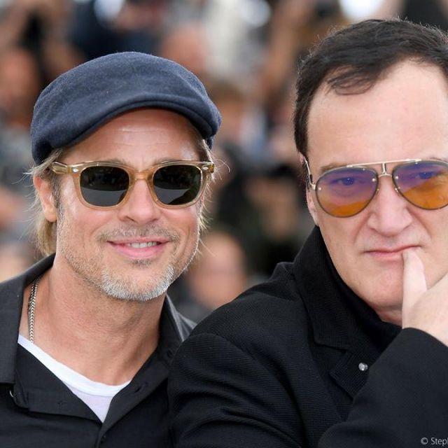 La casquette béret portée par Brad Pitt au festival de Cannes 2019