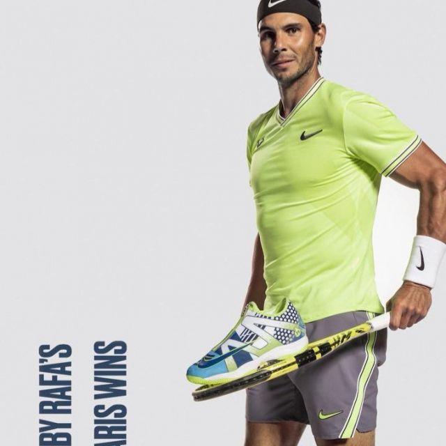 The Shorts Nike Grey Worn By Raphael Nadal On The Account Instagram Rafaelnadal Spotern