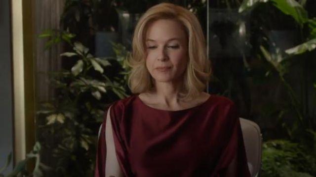 Ramy Brook Adena Top worn by Anne Montgomery (Renée Zellweger) in WHAT / IF (S01E04)