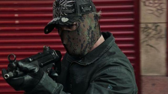 Cap, Red Monkey, Matt Burn (Josh Brolin) in Sicario, the War of The cartels