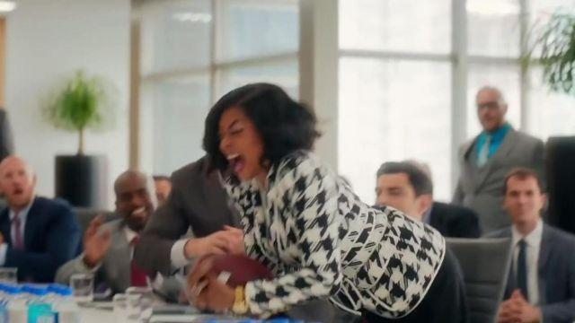 La jupe crayon noire portée par Ali Davis (Taraji P. Henson) dans Ce que veulent les hommes