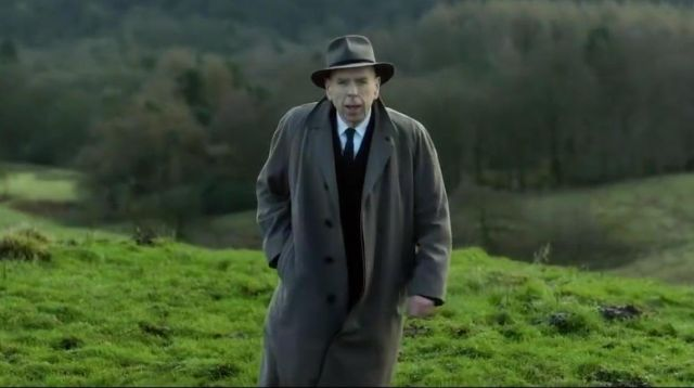 Wool Fedora worn by L S Lowry (Timothy Spall) in Mrs Lowry & Son