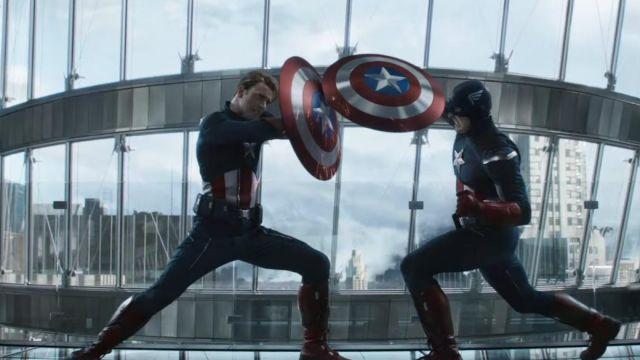 Captain America Shield used by Steve Rogers / Captain America (Chris Evans) in Avengers: Endgame