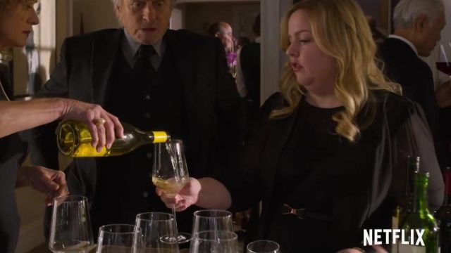 Black Bow Belt worn by Mindy Kominsky (Sarah Baker) in The Kominsky Method (S01E05)