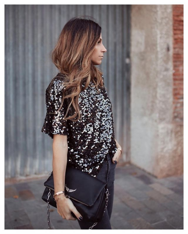 The Black Bag Rocky Zadig And Voltaire Condy P Account On The Instagram Of Boho Addict Spotern