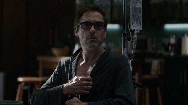 Oliver Peoples Sunglasses worn by Tony Stark / Iron Man (Robert Downey Jr.) in Avengers: Endgame