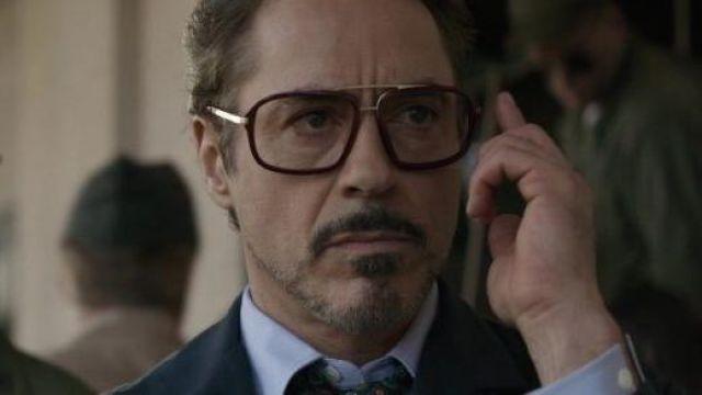 Dita Sunglasses worn by Tony Stark / Iron Man (Robert Downey Jr.) in Avengers: Endgame