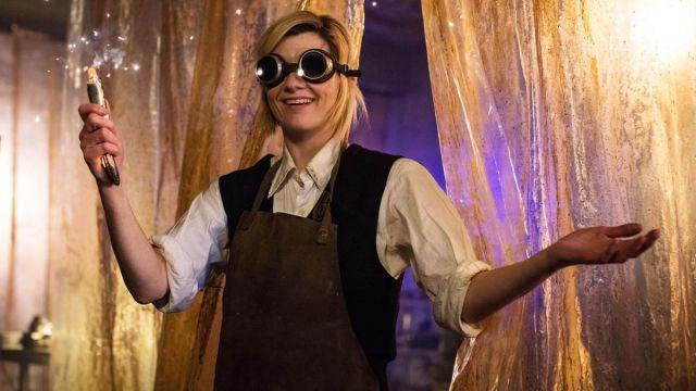 La réplique du Sonic Screwdriver utilisé par The Doctor (Jodie Whittaker) dans Doctor Who (Saison 11)