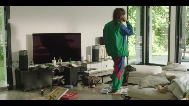 Le jogging Gucci de Moha La Squale dans le clip Ma belle