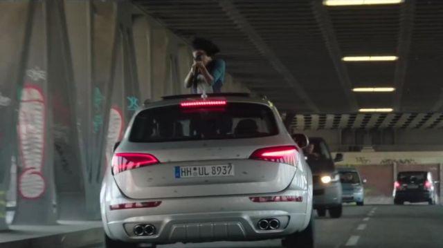 Audi Q5 used by Jane Kano (Ella Balinska) in Charlie's Angels