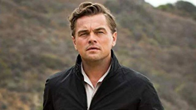 Black Jacket of Rick Dalton (Leonardo DiCaprio) in Once Upon a Time in Hollywood
