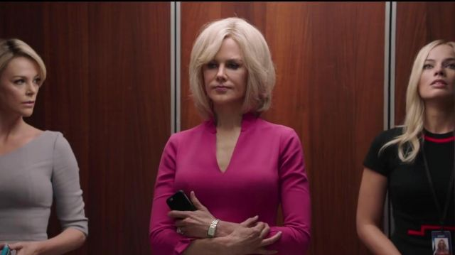 Apple iPhone used by Gretchen Carlson (Nicole Kidman) in Bombshell