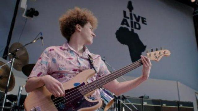 Fender Bass Guitar used by John Deacon (Joseph Mazzello) in Bohemian Rhapsody
