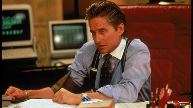 Suspenders worn by Gordon Gekko (Michael Douglas) in Wall Street