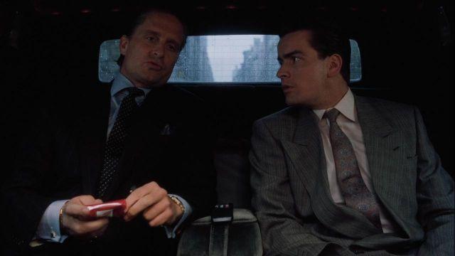 Winston cigarette used by Gordon Gekko (Michael Douglas) in Wall Street