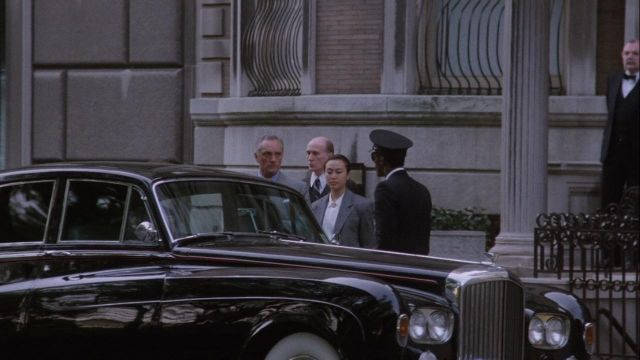 1964 Bentley S3 used by Sir Larry Wildman (Terence Stamp) in Wall Street
