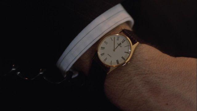 Lorus watch worn by Bud Fox (Charlie Sheen) in Wall Street