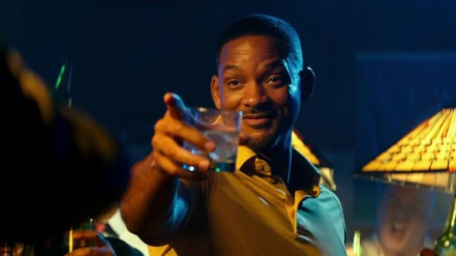Whiskey Glass used by Detective Mike Lowrey (Will Smith) in Bad Boys for Life