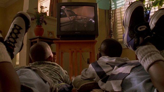 Sony TV as seen in Bad Boys