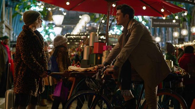 Fixie Road Bike used by Tom (Henry Golding) in Last Christmas