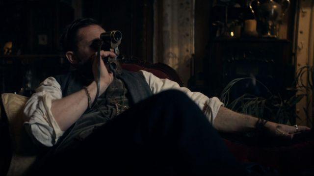 Les jumelles de Alfie Solomons (Tom Hardy) dans Peaky Blinders (S05E06)