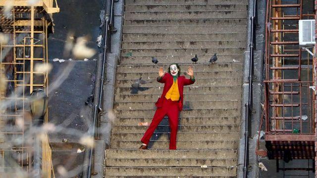 Soft Cotton Yellow Vest of Arthur Fleck / Joker (Joaquin Phoenix) in Joker