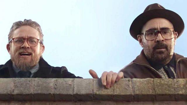 Les lunettes de vues de Ray (Charlie Hunnam) dans The Gentlemen