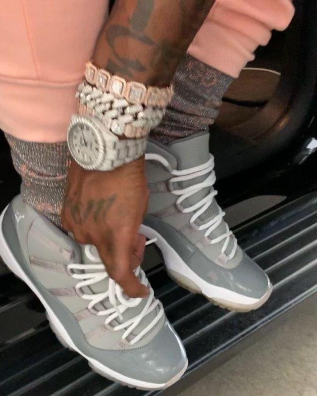 Sneakers Jordan 11 Retro Cool Grey