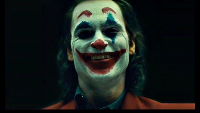 The wig green range by Arthur Fleck (Joaquin Phoenix) in Joker 2019