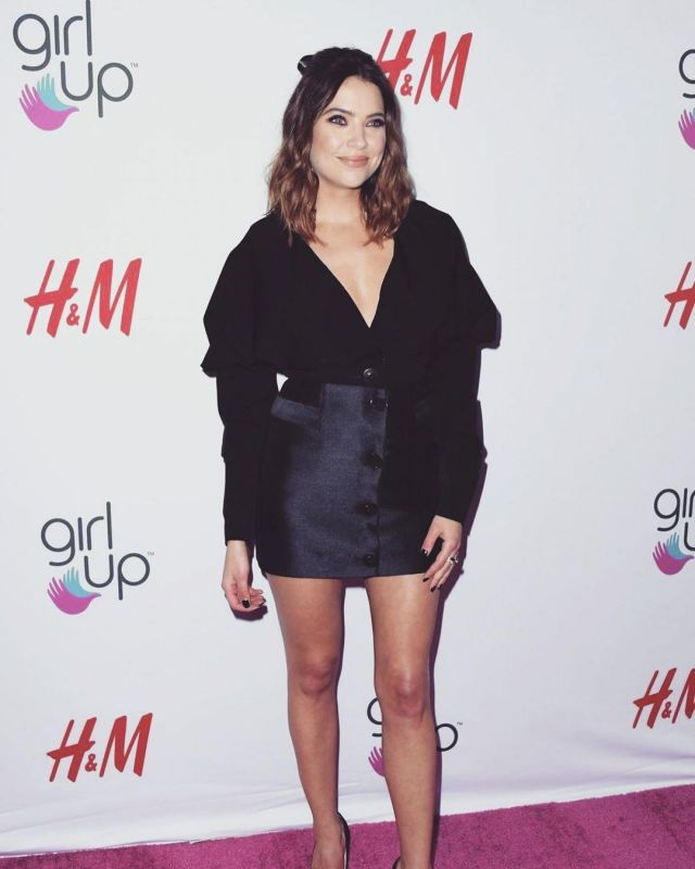 Ki most ashley benson, 2013-ban