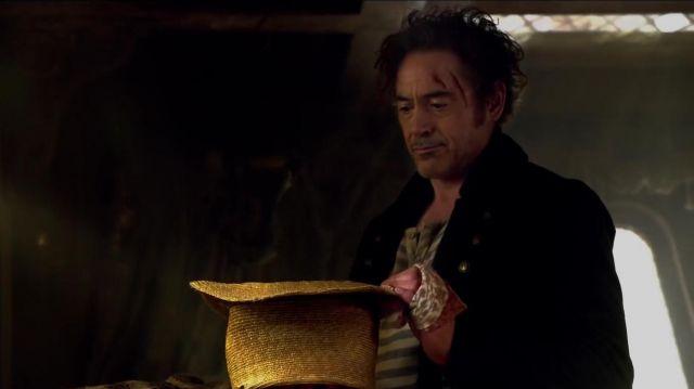 Le chapeau de Dr. John Dolittle (Robert Downey Jr.) dans Le Voyage du Dr Dolittle