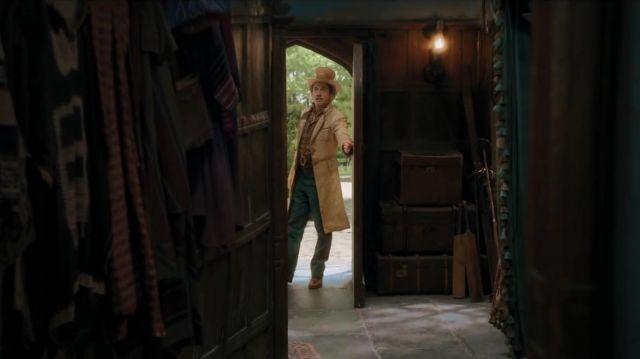 Le manteau de Dr. John Dolittle (Robert Downey Jr.) dans Le Voyage du Dr Dolittle