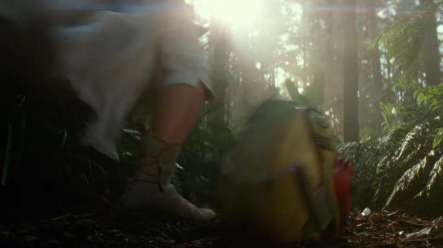Po Zu Boots Worn By Rey Daisy Ridley As Seen In Star Wars The Rise Of Skywalker Spotern