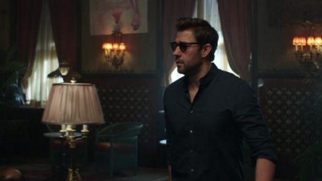 Ray-Ban Sunglasses worn by Jack Ryan (John Krasinski) as seen in Tom Clancy's Jack Ryan (S02E01)