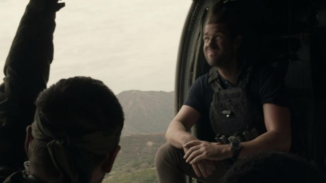 Digital Watch worn by Jack Ryan (John Krasinski) in Tom Clancy's Jack Ryan (S02E08)