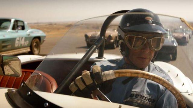 Racer Lunettes portées par Ken Miles (Christian Bale) en Ford / Ferrari