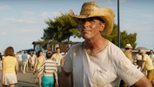 Western Cowboy Hat worn by Ken Miles (Christian Bale) in Ford v Ferrari