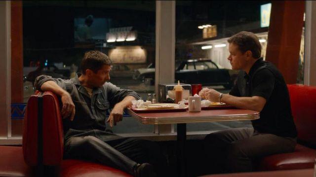 Mécanicien Combinaison Salopette portée par Ken Miles (Christian Bale) en Ford / Ferrari
